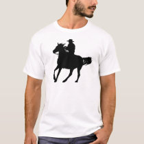 Cowboy and his horse T-Shirt