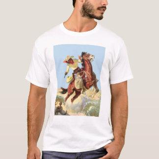 Cowboy and Snake T-Shirt