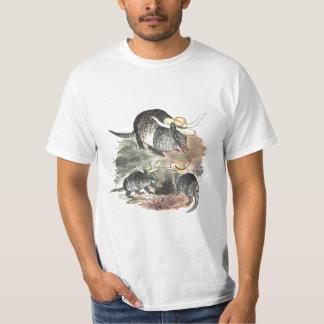 Cowboy Armadillo Family T-Shirt