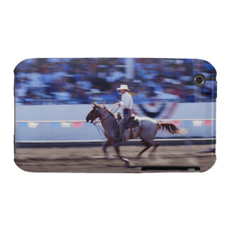 Cowboy at the Rodeo iPhone 3 Case-Mate Case