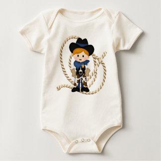 Cowboy Baby Bodysuit