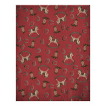 Cowboy Baby Dual-Sided Scrapbook Paper 2