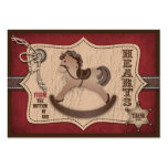 Cowboy Baby TY Gift Tag 2 Business Cards