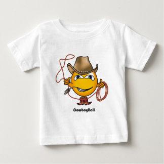 CowBoy Ball Baby T-Shirt