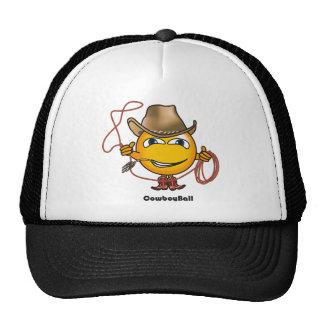 Cowboy Ball cap Trucker Hat