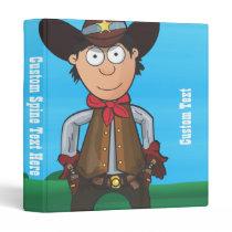 Cowboy Binder