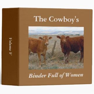 Cowboy Binders Full of Women