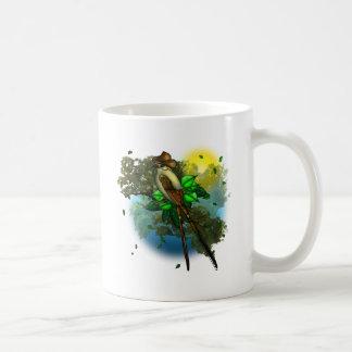 Cowboy Bird Coffee Mug