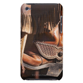 Cowboy boot iPod Case-Mate cases