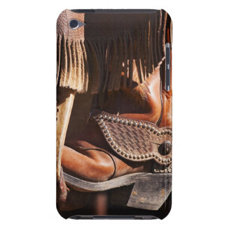 Cowboy boot iPod touch case