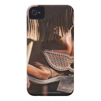 Cowboy boot iPhone 4 cover