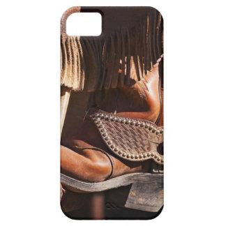 Cowboy boot iPhone SE/5/5s case