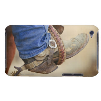 Cowboy boot with spur 2 iPod Case-Mate case
