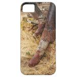 Cowboy boots 2 iPhone 5 case