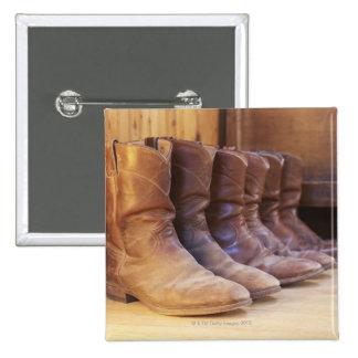 Cowboy boots 3 button