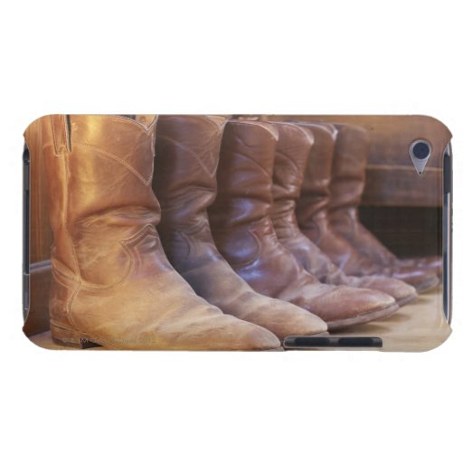 Cowboy boots 3 Case-Mate iPod touch case
