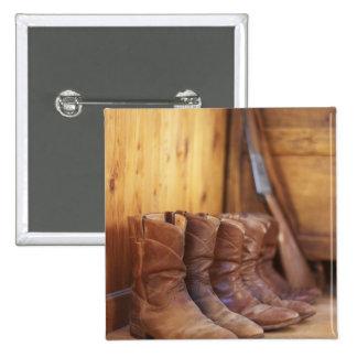 Cowboy boots 4 button