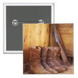 Cowboy boots 4 pin