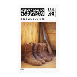 Cowboy boots 4 stamp