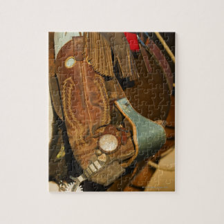 Cowboy boots 5 jigsaw puzzle