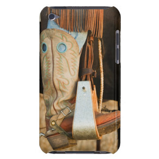 Cowboy boots iPod touch case