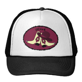 COWBOY BOOTS - GIRL - LOVE TO BE ME.png Mesh Hats