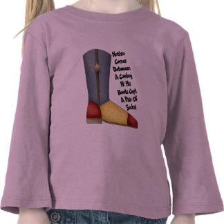 Cowboy Boots II Shirt