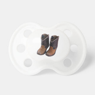 Cowboy Boots Pacifiers