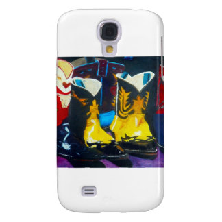 Cowboy Boots.png Samsung Galaxy S4 Case