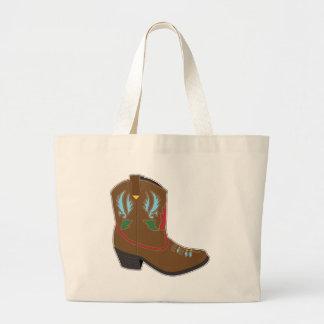 Cowboy Boots Short Tote Bag