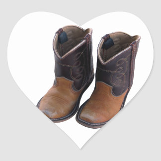 Cowboy Boots Stickers