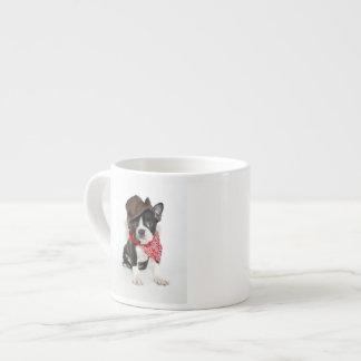 Cowboy Boston 6 Oz Ceramic Espresso Cup
