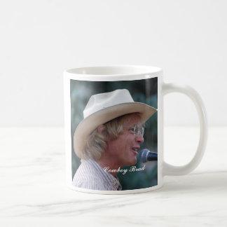 Cowboy Brad mug