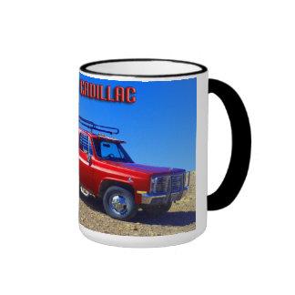 cowboy cadillac mug