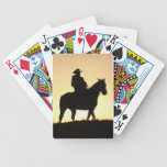 Cowboy Card Set Bicycle Card Deck