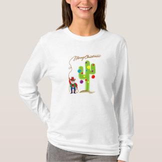 Cowboy Christmas T-Shirt