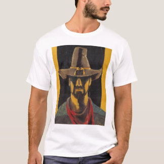 Cowboy color T-Shirt
