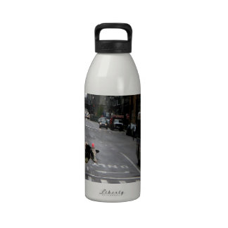 Cowboy Cop Water Bottles