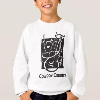 Cowboy Country Sweatshirt