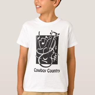 Cowboy Country T-Shirt