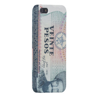 Cowboy Currency of Cuba iPhone SE/5/5s Cover