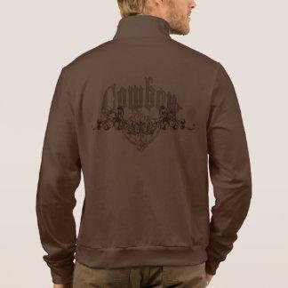 Cowboy (Dark) Printed Jacket