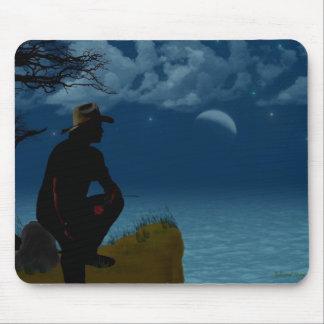 Cowboy Dreams Mouse Pad