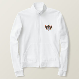 Cowboy Embroidered Jacket