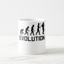 Cowboy Evolution Coffee Mug