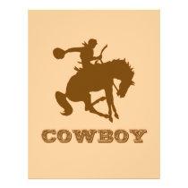 Cowboy Flyer