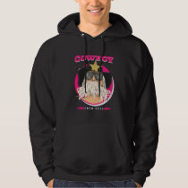 Cowboy - From Hell - Retro Funny Hoodie