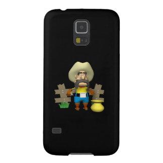 Cowboy Galaxy S5 Cover