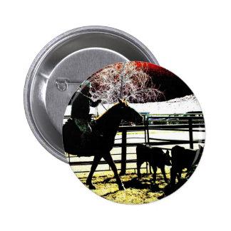 Cowboy glow pin