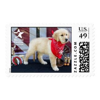 Cowboy Grace stamp